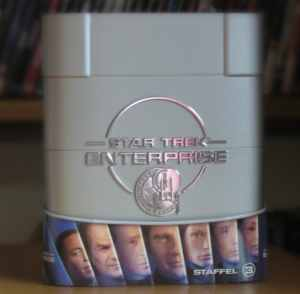 Enterprise DVD Box Staffel 3