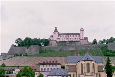 Festung in Würzburg