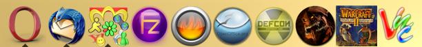Object Dock mit Icon