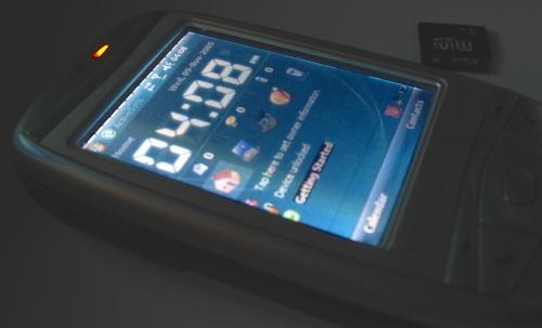 MDA Vario mit Windows Mobile 6