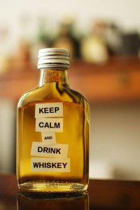 Keep Calm And Drink Whiskey