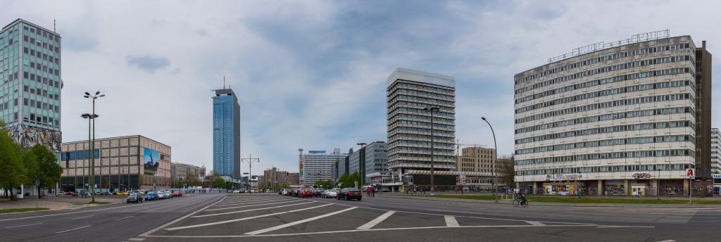Alexanderstraße Panorama