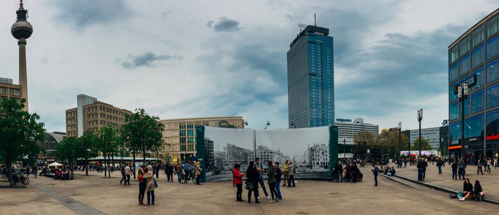 Alexanderplatz Panorama